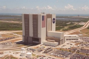 NASA VAB - World largest building by interior volume!